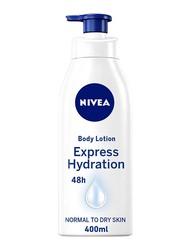 Nivea Express Hydration Body Lotion, 400ml