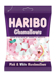 Haribo Chamallows Pink and White Marshmallow, 70g