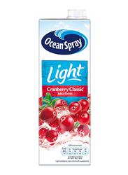 Ocean Spray Light Cranberry Classic Juice Drink, 1 Liter