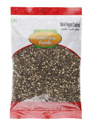 Goodness Foods Black Pepper Crushed, 100g