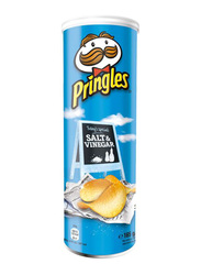 Pringles Salt & Vinegar, 165g