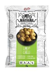 Mr. Makhana Lime & Chili Snack, 25g