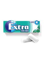 Wrigley's Extra Gum Cool Mint Pellets, 10 Pellets