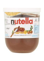 Nutella Ferrero Hazelnut Chocolate Spread, 200g