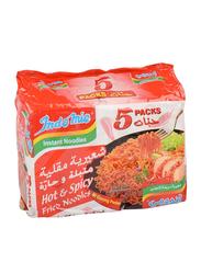 Indomie Hot & Spicy Noodles, 5 x 80g