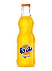 Fanta Orange Bottle, 250ml