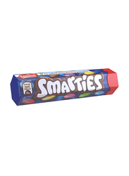 Nestle Smarties Hexatube Chocolate Flavour Candy, 38g