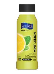 Al Rawabi Fresh Mint Lemon Juice, 330ml