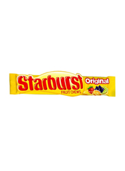Starburst Chunk Original Fruit Chews Candy, 45g