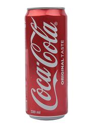 Coca Cola Regular Can, 330ml