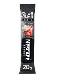 Nescafe 3 in 1 Strong Intense Instant Coffee, 20g