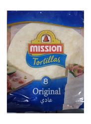 Mission Original Wrap, 8 Pieces, 320g