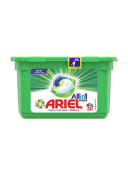 Ariel All in 1 Pods Washing Liquid Capsules, 15 x 27g