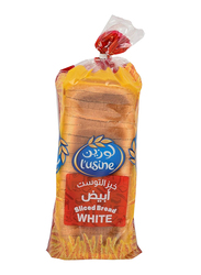 Lusine Sliced White Family Bread, 600g