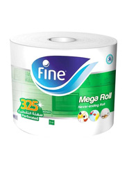 Fine Hand Towel Roll, 1 Ply x 325 Sheets