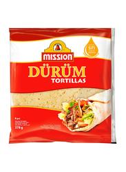 Mission Durum Tortilla, 6 Pieces, 378g
