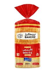 Al Rawabi Bakerz White Sliced Bread, 600g
