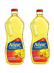 Noor Canola Oil, 2 x 1.5 Liter