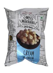 Mr. Makhana Cream & Onion Snack, 25g