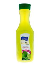 Al Rawabi Lemon and Mint Juice, 1 Liter