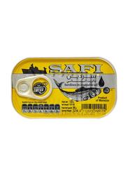 Safi Sardine Vegetable Oil, 125ml