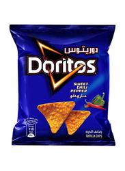 Doritos Sweet Chilli Pepper Tortilla Chips, 40g