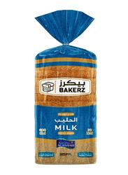 Al Rawabi Bakerz Milk Sliced Bread, 600g