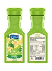 Al Rawabi Lemon Mint Juice, 350ml