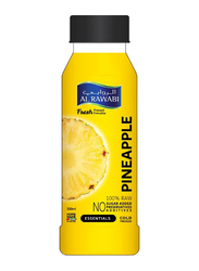 Al Rawabi Fresh Pineapple Juice, 330ml