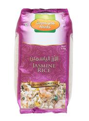 Goodness Foods Jasmine Rice, 2 Kg