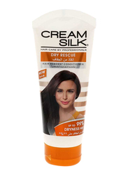 Cream Silk Dry Rescue Conditioner for Dry Hair, 180ml