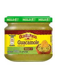 Old El Paso Guacamole Sauce Dip 320g