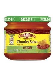 Old El Paso Chunky Salsa Mild Dip, 312g