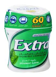 Wrigley's Extra Spearmint Sugar Free Gum, 84g