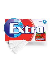 Wrigley's Extra Strawberry Gum Envelope, 14 Tablets