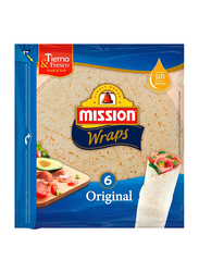 Mission Original Wrap, 6 Pieces, 480g
