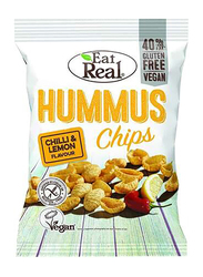 Eat Real Hummus Chilli and Lemon Chips, 135g