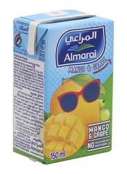 Al-Marai UTH Mango & Grape Juice, 150ml