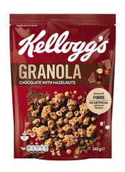 Kellogg's Granola Chocolate with Hazelnuts, 340g