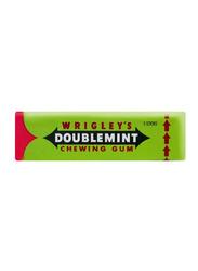 Wrigley Double Mint Chewing Gum Stick, 5 Sticks