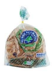 Al Arz Bakery Medium Arabic Bread Brown, 500g