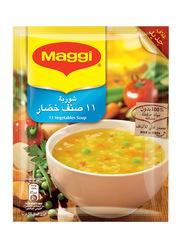 Maggi 11 Vegetables Soup, 53g