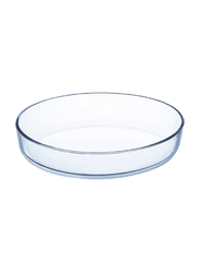 Luminarc 30-cm Sabot Oval Oven Dish, 30 x 20cm, Clear