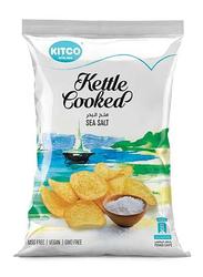 Kitco Kettle Chips Salt Potato Chips, 150g