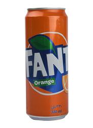 Fanta Orange Cans, 330ml