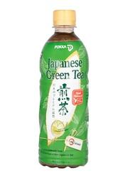 Pokka Japanese Green Ice Tea, 500ml