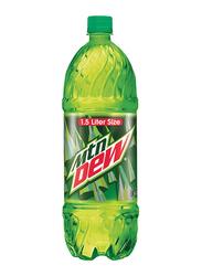 Mountain Dew Soft Drink, 1.5 Liters