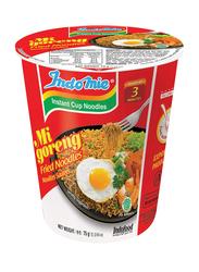 Indomie Mi Goreng Instant Cup Fried Noodles, 75g
