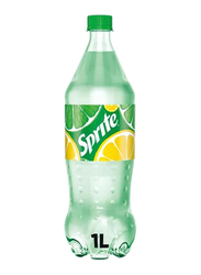 Sprite Regular Soft Drink, 1 Liter