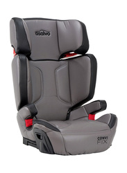 Asalvo Isofix Convi Fix Seat, Group 2/3, Grey